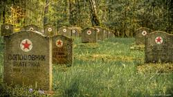 Sojetischer Soldatenfriedhof