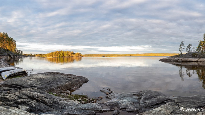 Schwedens Nordmarken - Neue Fotografien