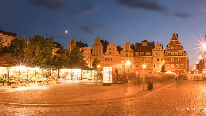 Breslau - eine der schönsten Städte Polens
