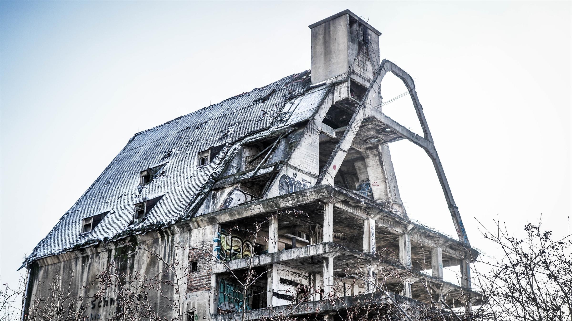 """Speicher des """"Reichsnährstands"""" III"""