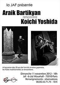 araik bartikyan/koichi yoshida