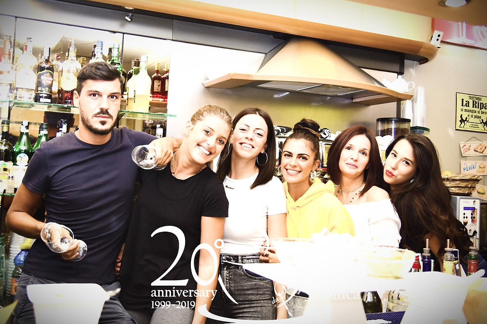 Staff del Barino di Giò a Lucca, cocktail bar, Toscana, Tuscany, W2P, welcomw2pisa