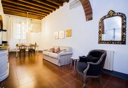 Casa Livia Pisa Apartament soggiorno