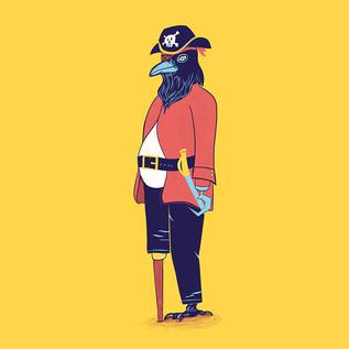 Crow Pirate
