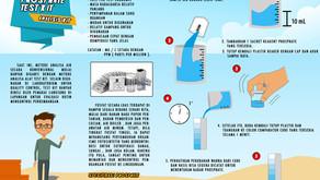 Test Kit Analisa Phosphate