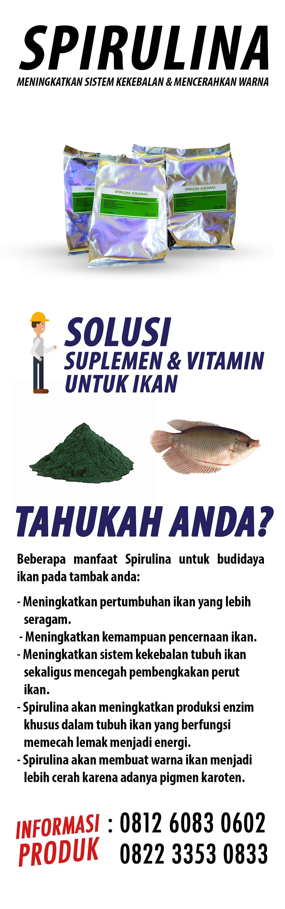 jual vitamin ikan hias