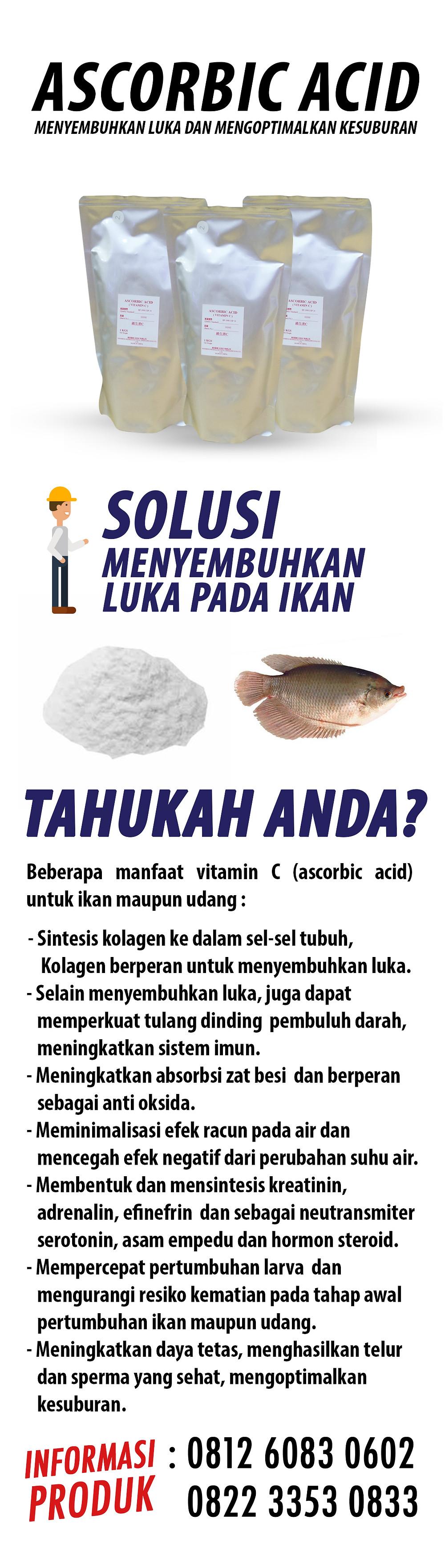 jual Ascorbic Acid