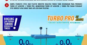 Turbo Pro Jet Aerator | Submersible Aerator