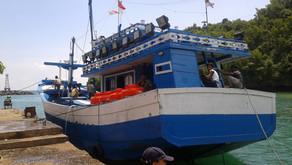Nelayan yang Punya Kapal 50 GT yang Dapat Asuransi Jiwa