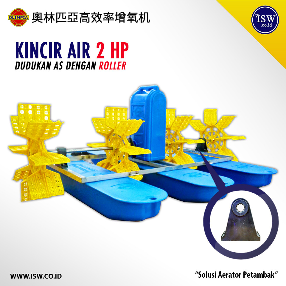 jual kincir air 2 HP
