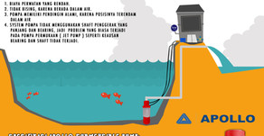 Pompa Celup Apollo Submersible Pump