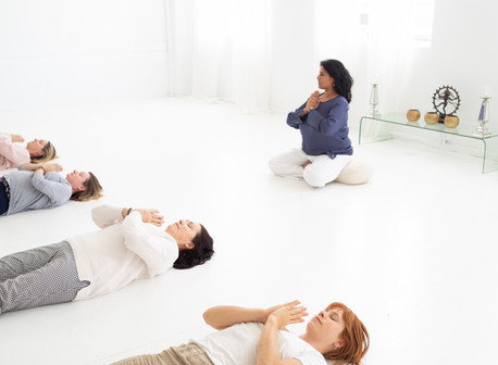 The Integrative Amrit Methods: The Power of Mindful Yoga