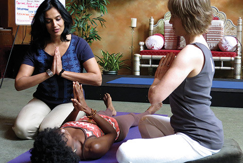Yoga Therapy training