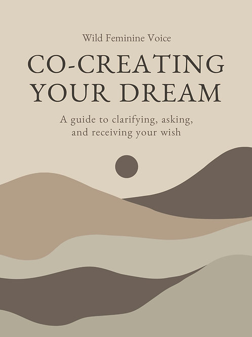 Co-Creating Your Dream Workbook