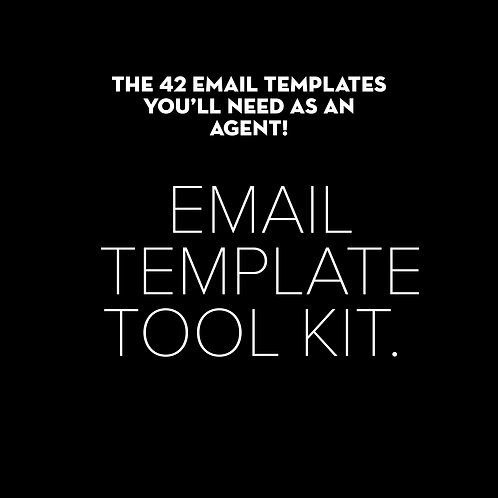 Email Template Tool Kit
