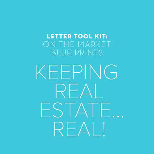 Targeting On the Markets: Keeping Real Estate... REAL!
