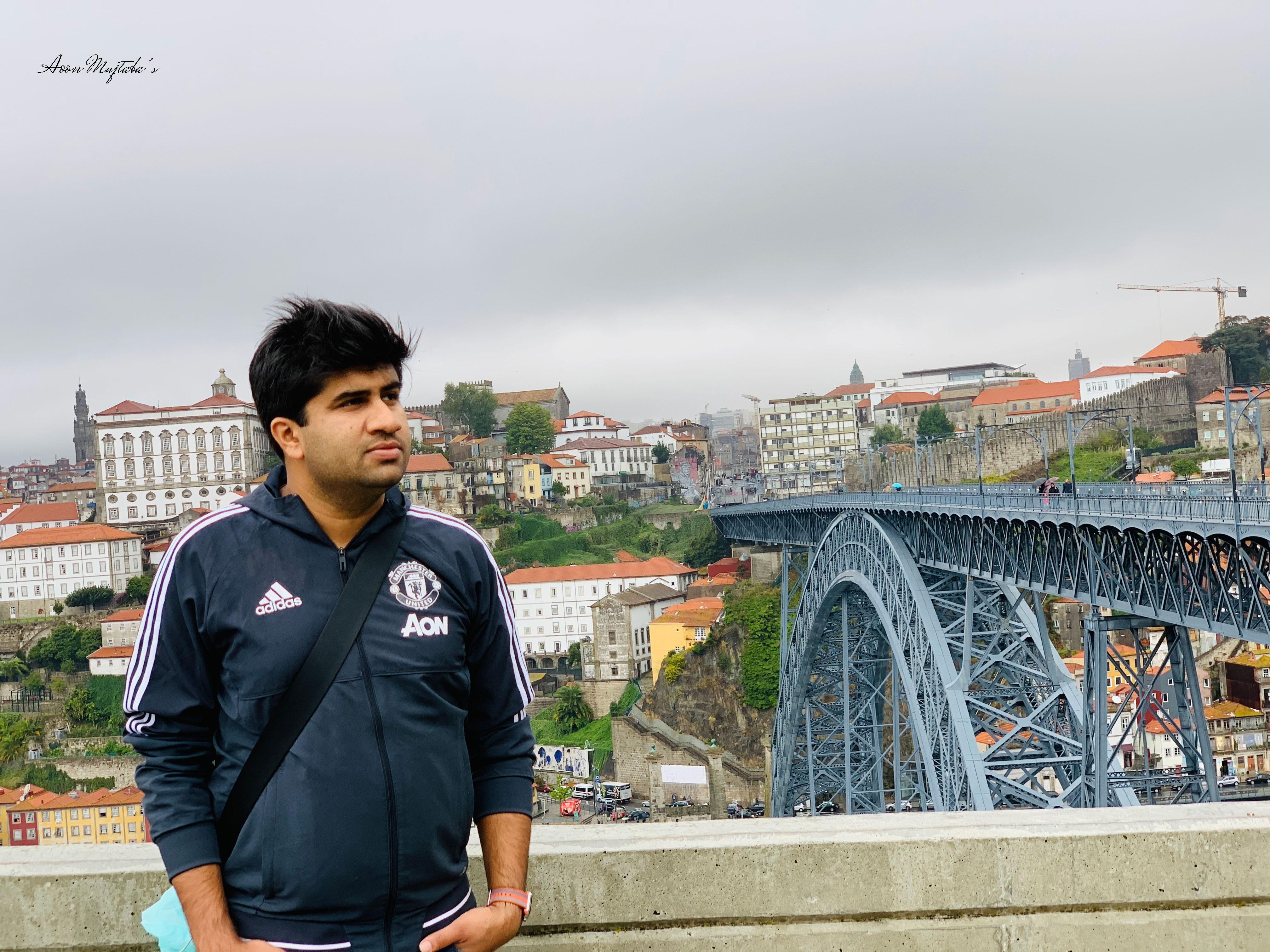 Porto Bridge, Portugal