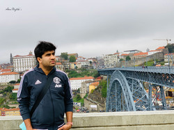 Porto Bridge, Portugal