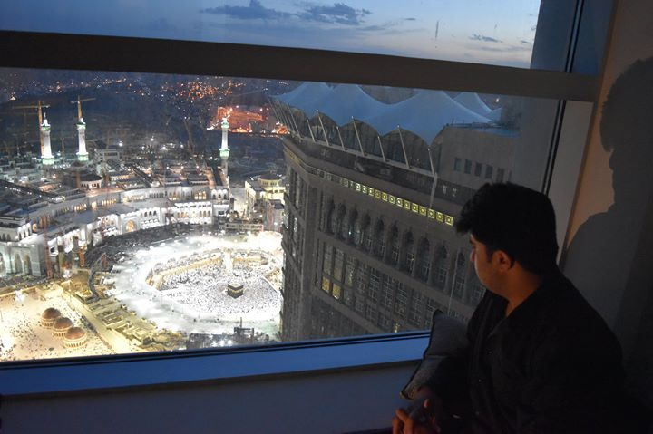 Al Humdulliah ...Best View of my Life