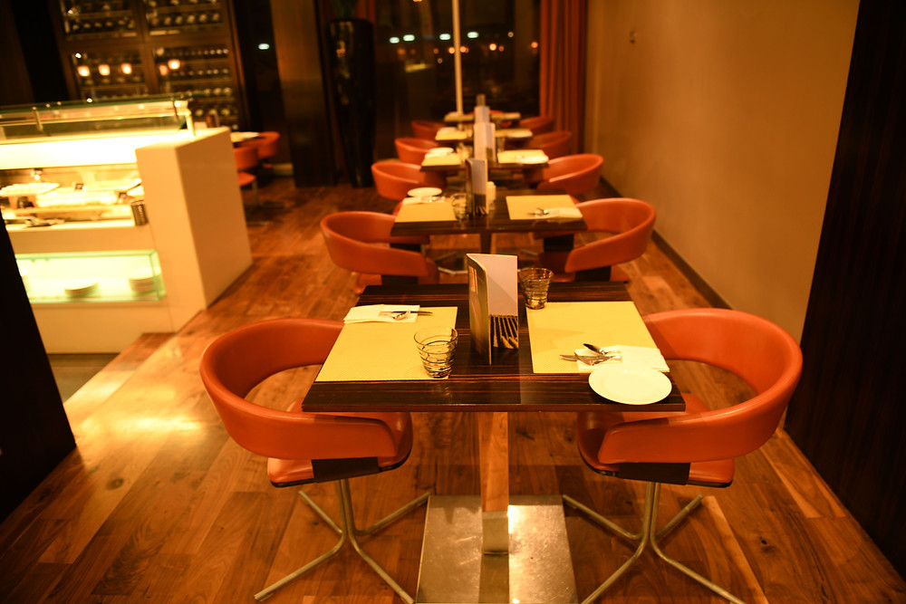 C.Taste restaurant in Centro Barsha, Dubai
