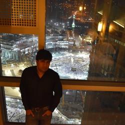 Fairmount Mecca Clock Tower