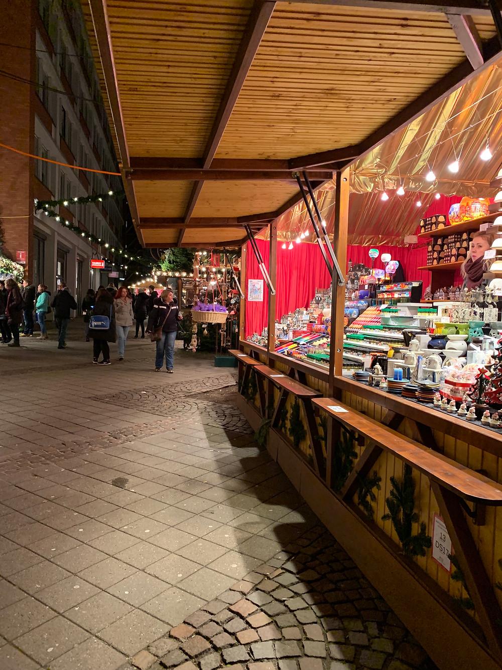 Aegidii Christmas Market in Munster