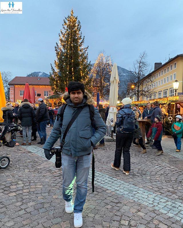 Exploring the 1st German Christmas Marke