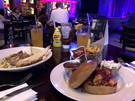 Hard Rock Cafe Dubai | One of the most Amazing Hard Rock Cafe | Dubai food Blog