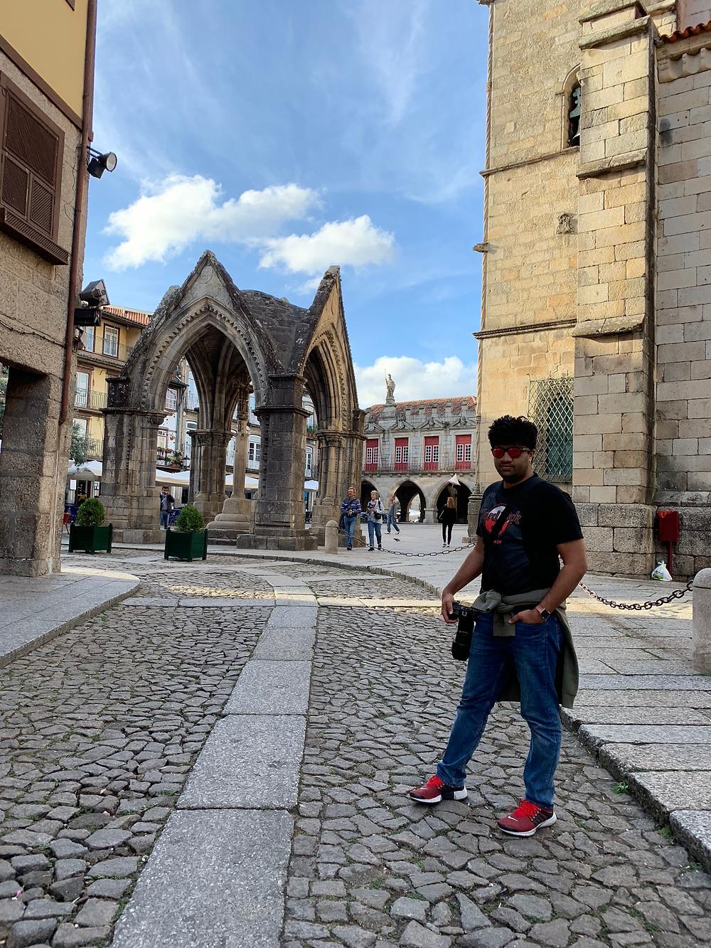 Padrão do Salado, Guimarães, Portugal