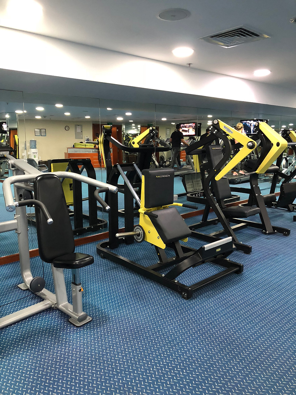 Fitness Gym in The Acacia Hotel