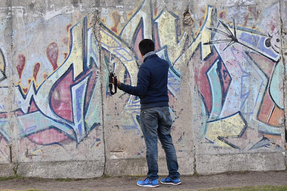 Gedenkstatte Berlin Mauer