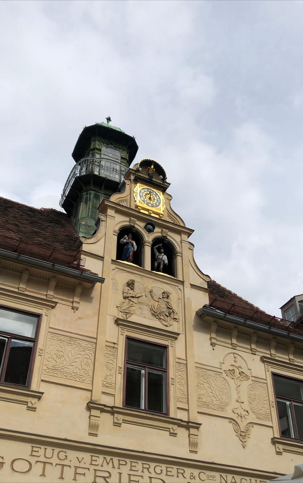 Glockenspielhaus in Graz