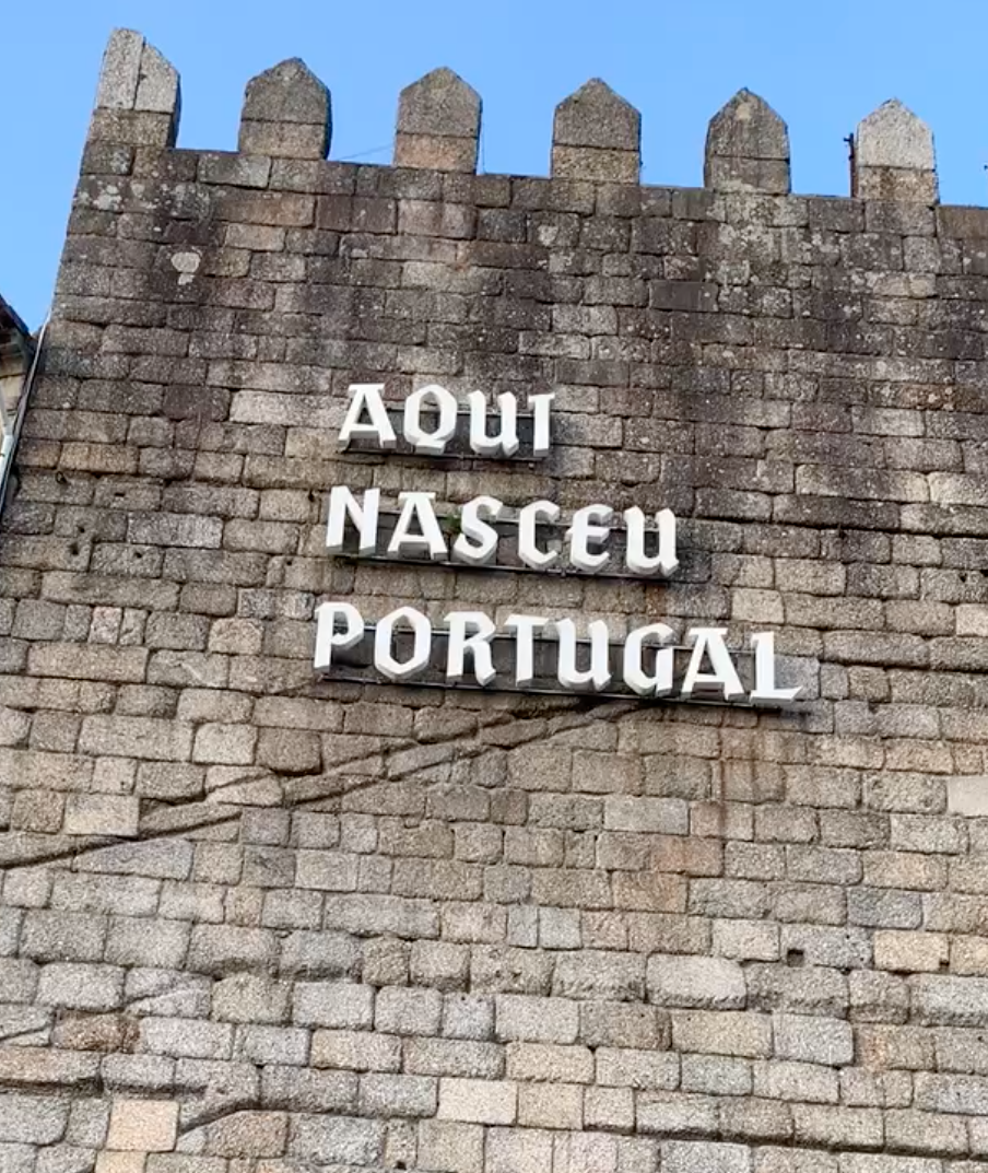 Portugal was Born Here