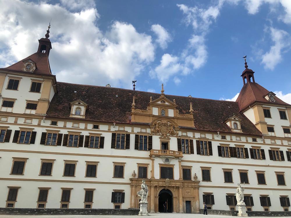Eggen Schloss in Graz