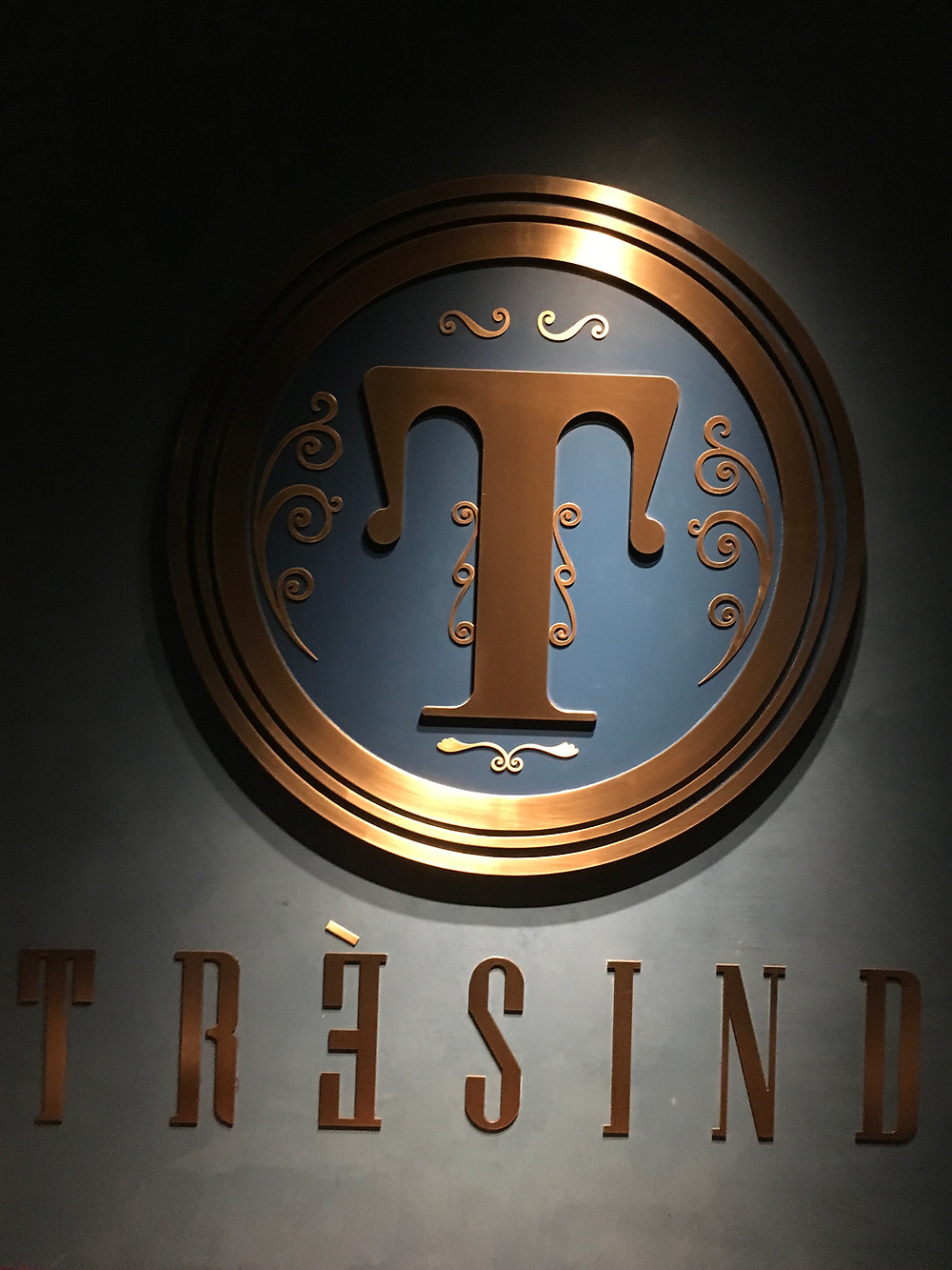 Tresind Restaurant in Dubai, UAE