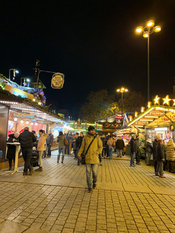 Dortmund Christmas Market, Germany