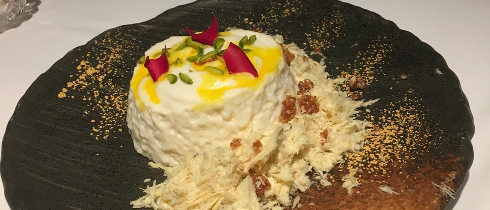 Tresind Restaurant in Dubai, UAE