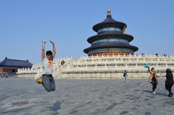 Temple of Heaven, Beijing, China _3_.