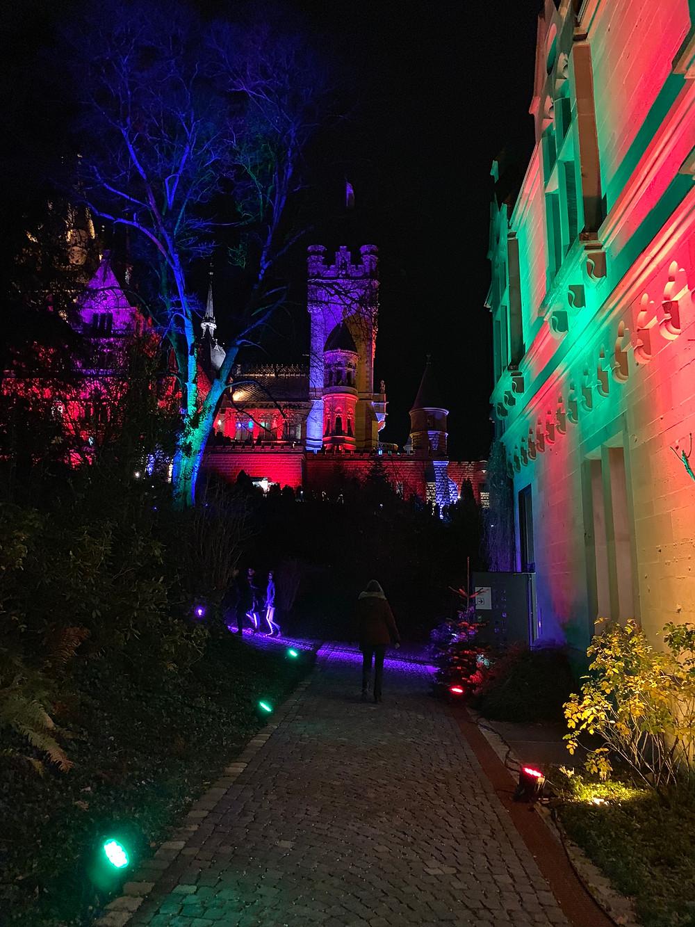 Drachenburg Castle in Germany