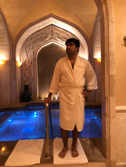 Shuiqi SPA in Atlantis, Dubai
