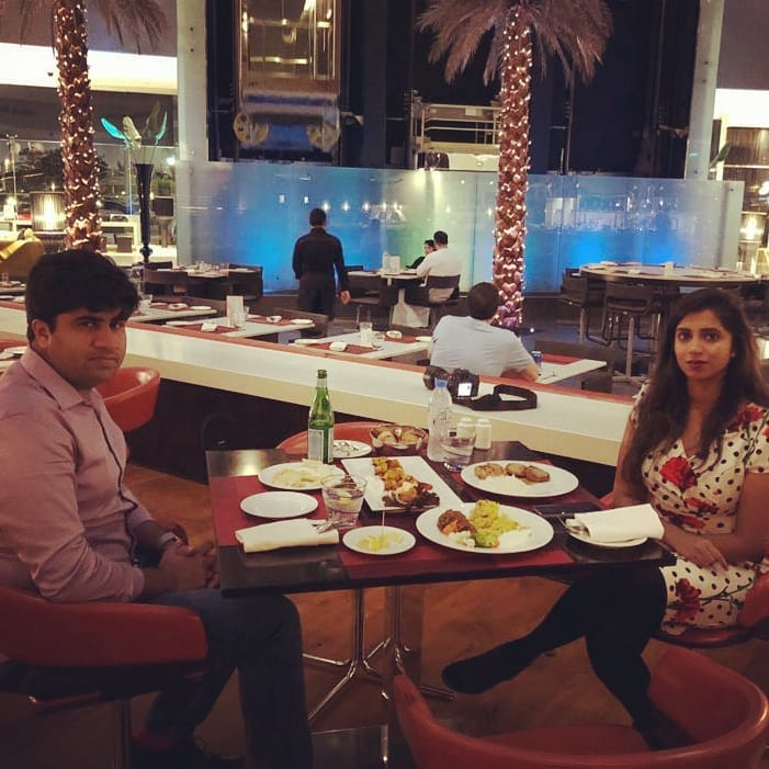 C.Taste Restaurant in Centro Sharjah