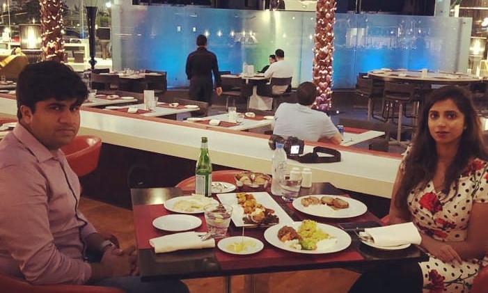 C.Taste Restaurant in Centro Sharjah