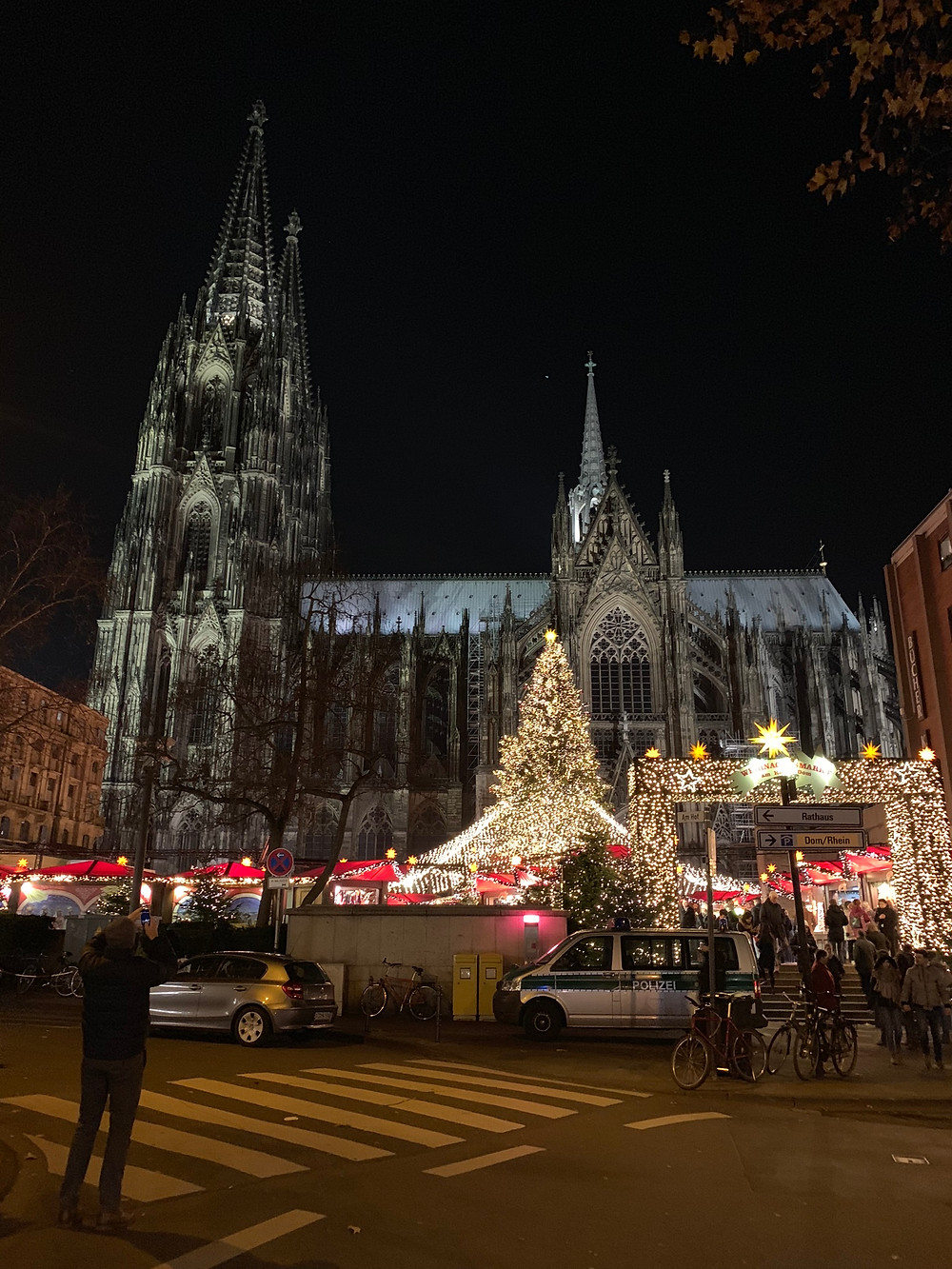 Cologne Cathedral in Germany