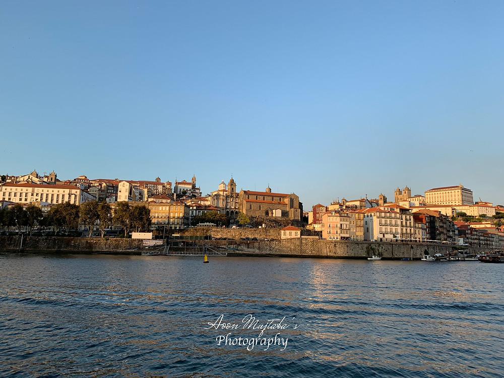 Cruise in Porto, Portugal