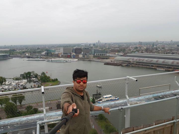 Adam's Lookout, Amsterdam