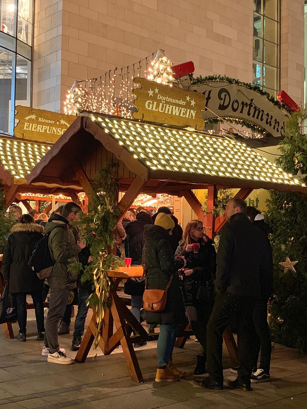 Dortmund Christmas Market, Germany