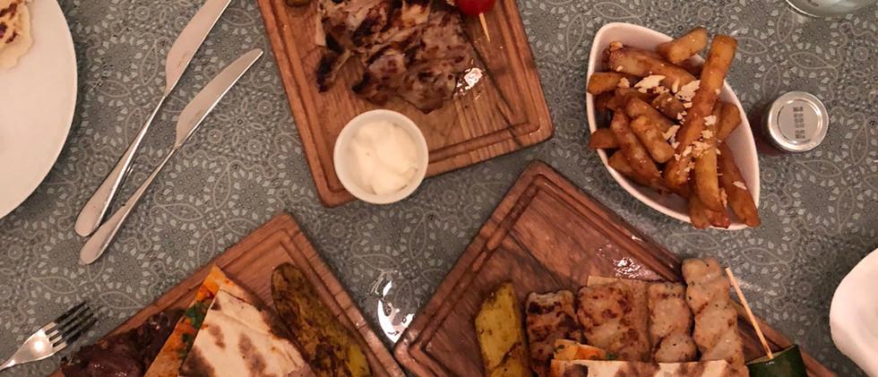 Ayamna Restaurant in Atlantis The Palm, Dubai