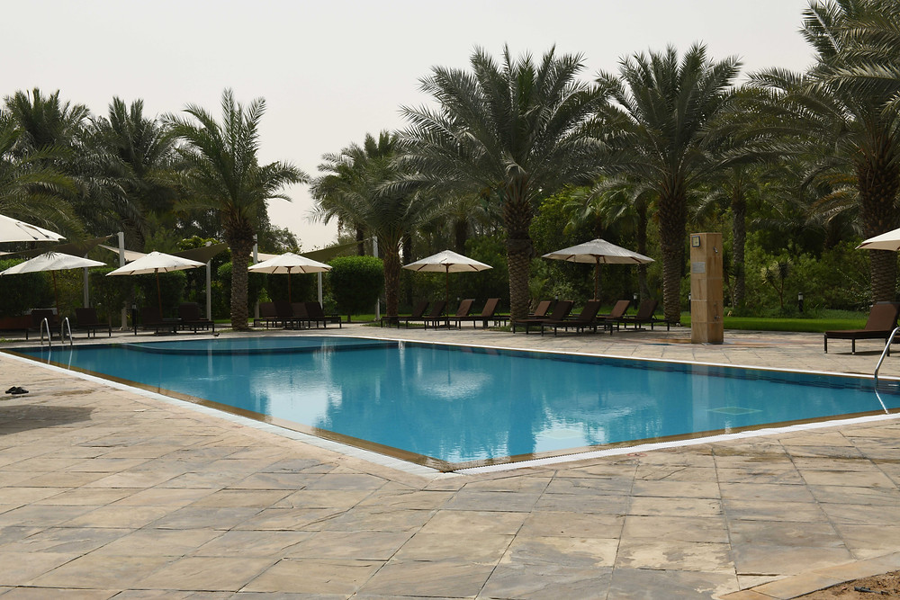 Swimming Pool in Centro Sharjah