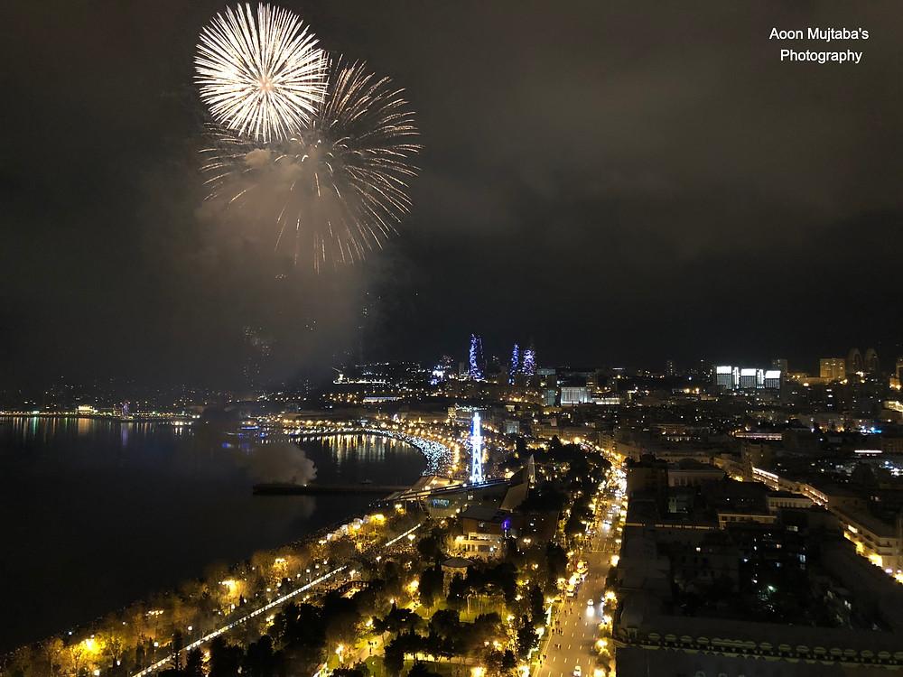 New Year in Baku at Hilton Baku