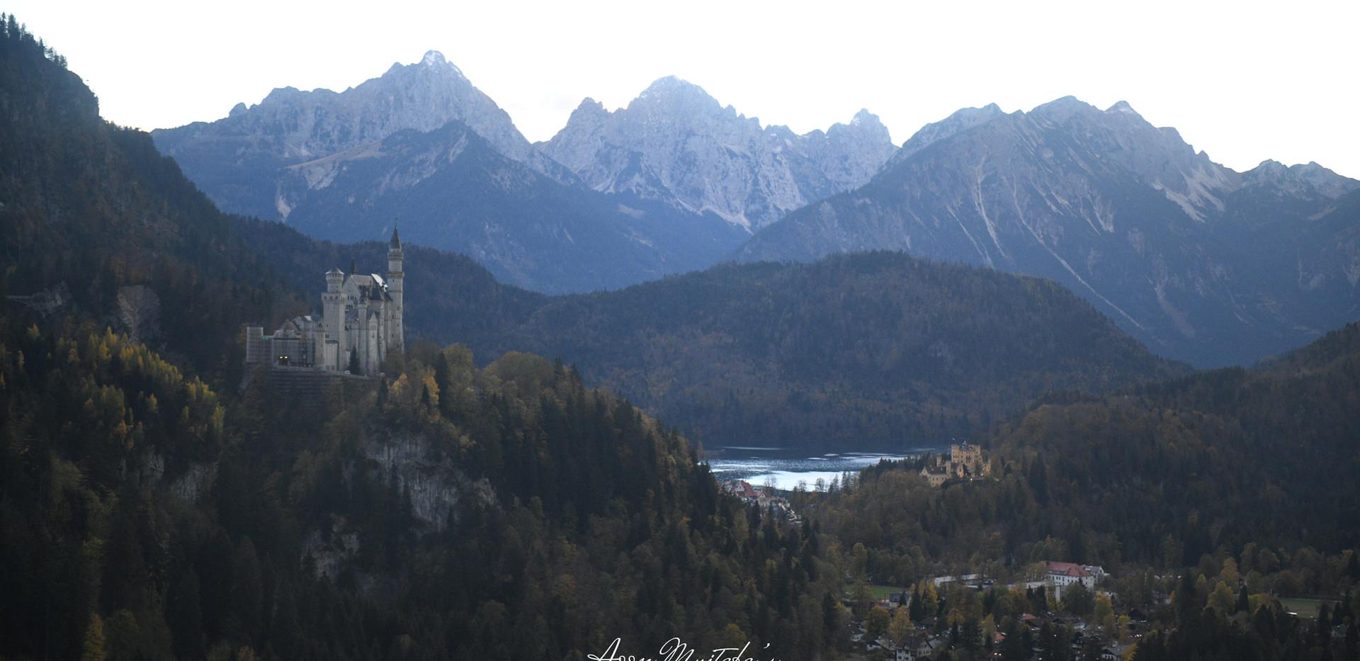 Bavarian Alps, Bavaria, Germany